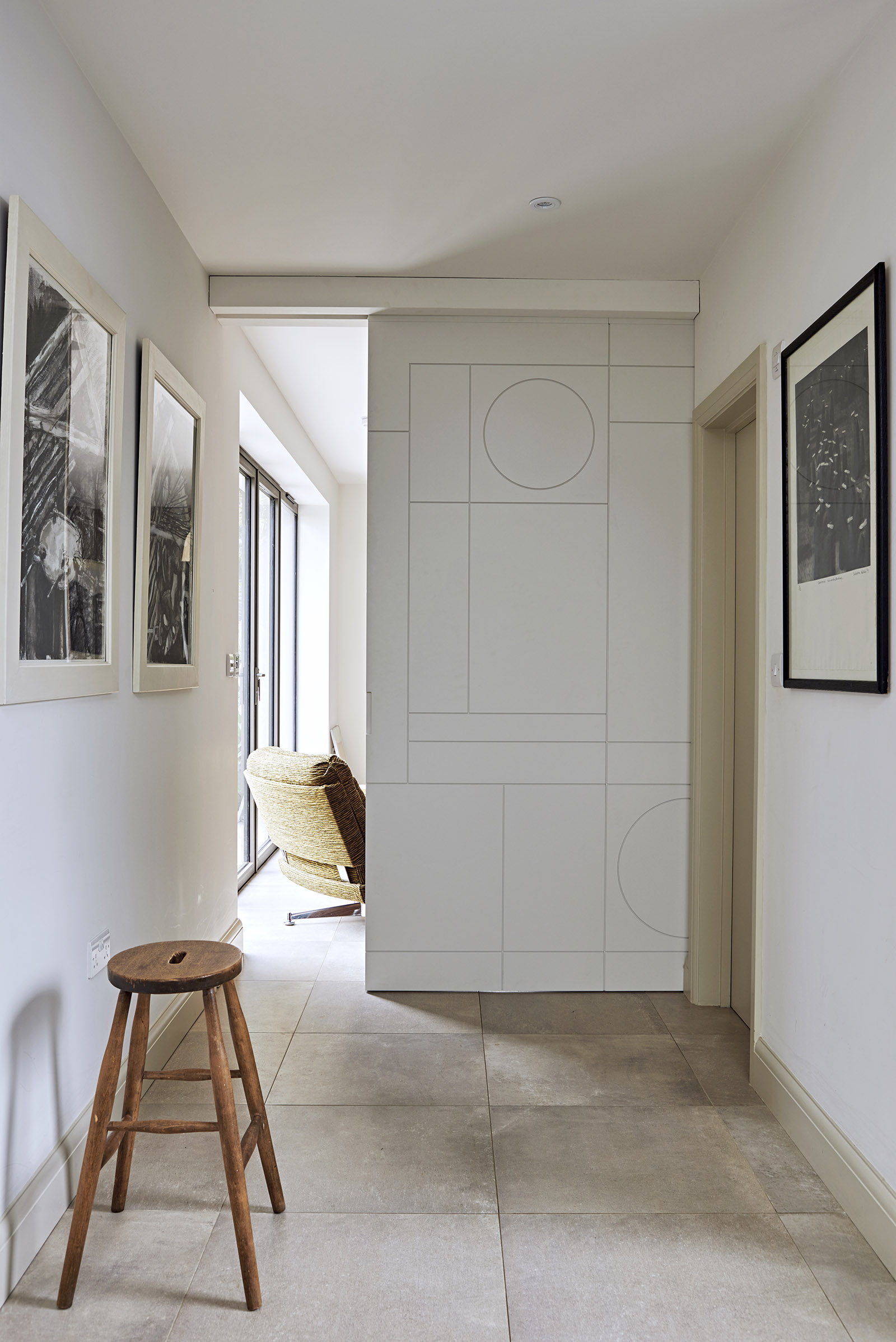 bespoke-wooden-door-kitchen-side