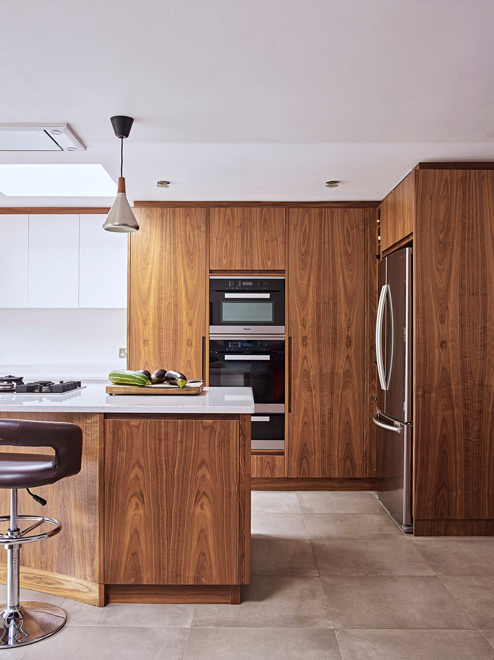 Dovey walnut kitchen high-res