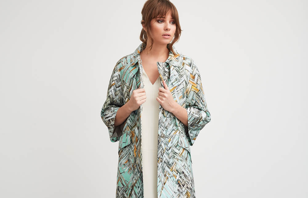 Grace and Oliver luxury summer coats