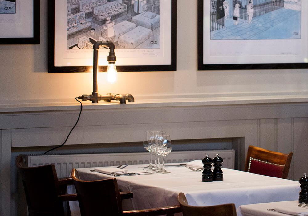 london steakhouse