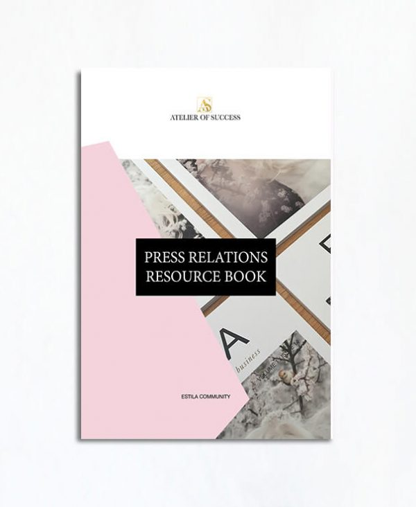 PR resource book