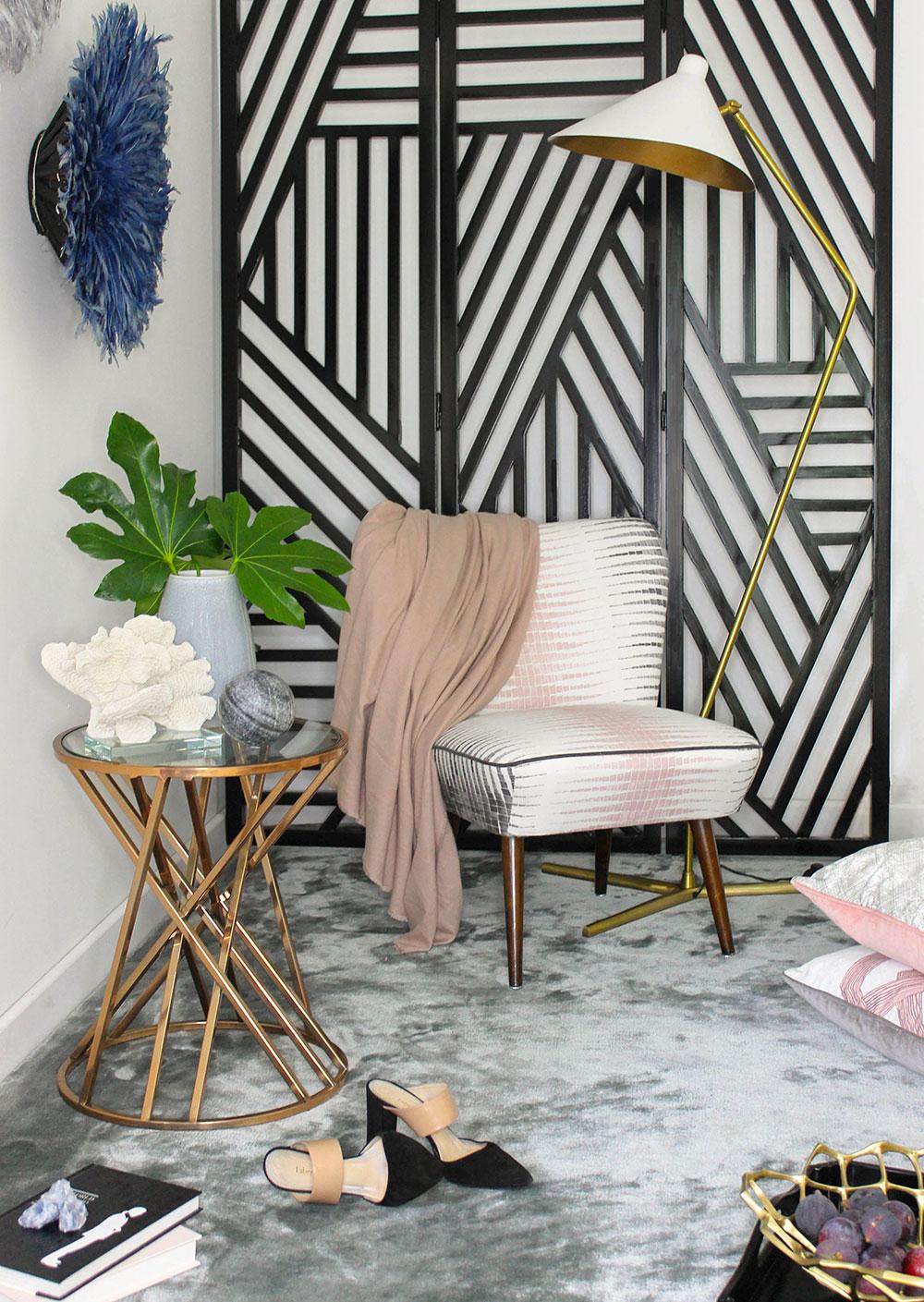 elegant eclecticism in interiors