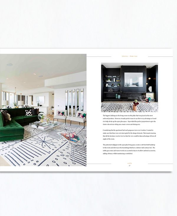 Estila volume three interior