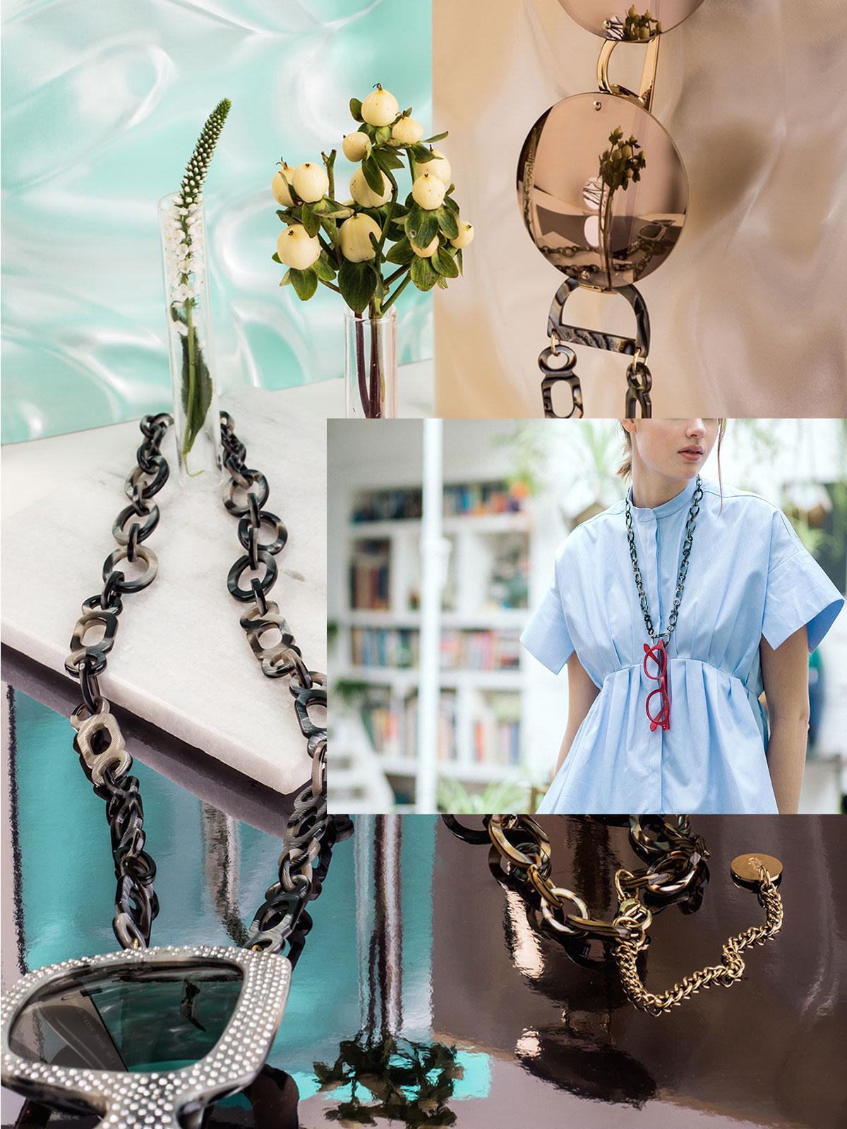 best glasses necklaces