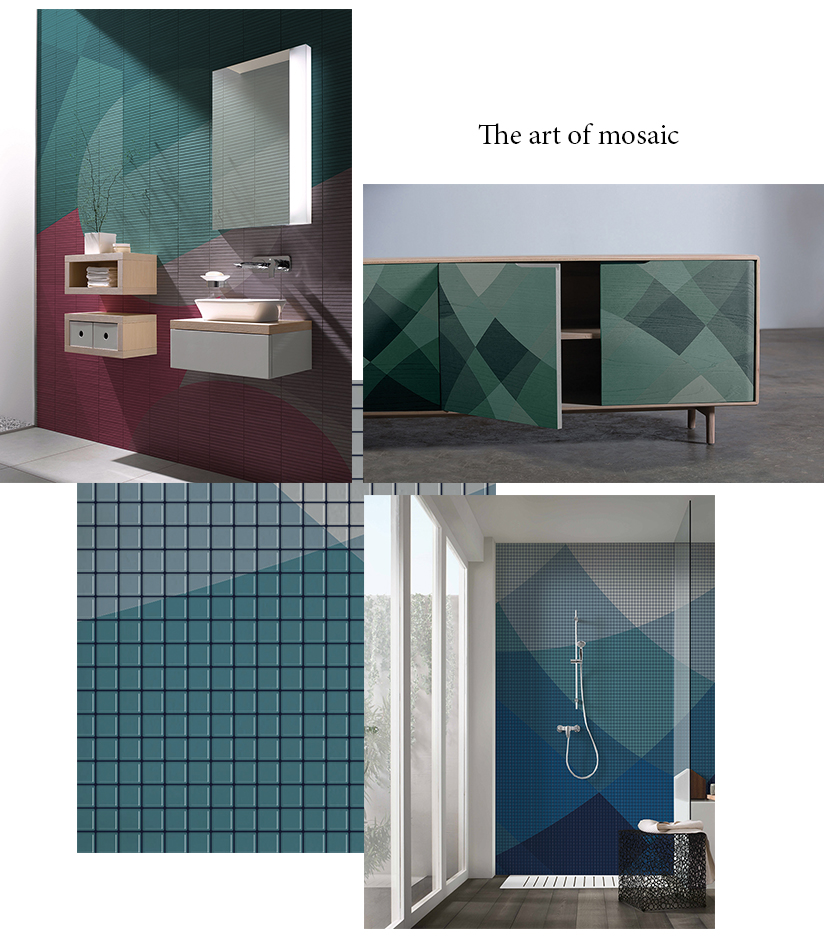 the art of mosaic