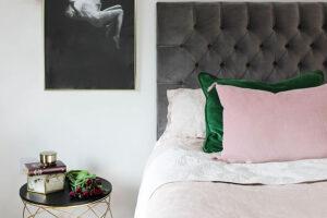 marble bedroom decor