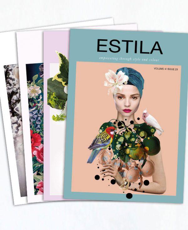Estila collection 1 - 4.