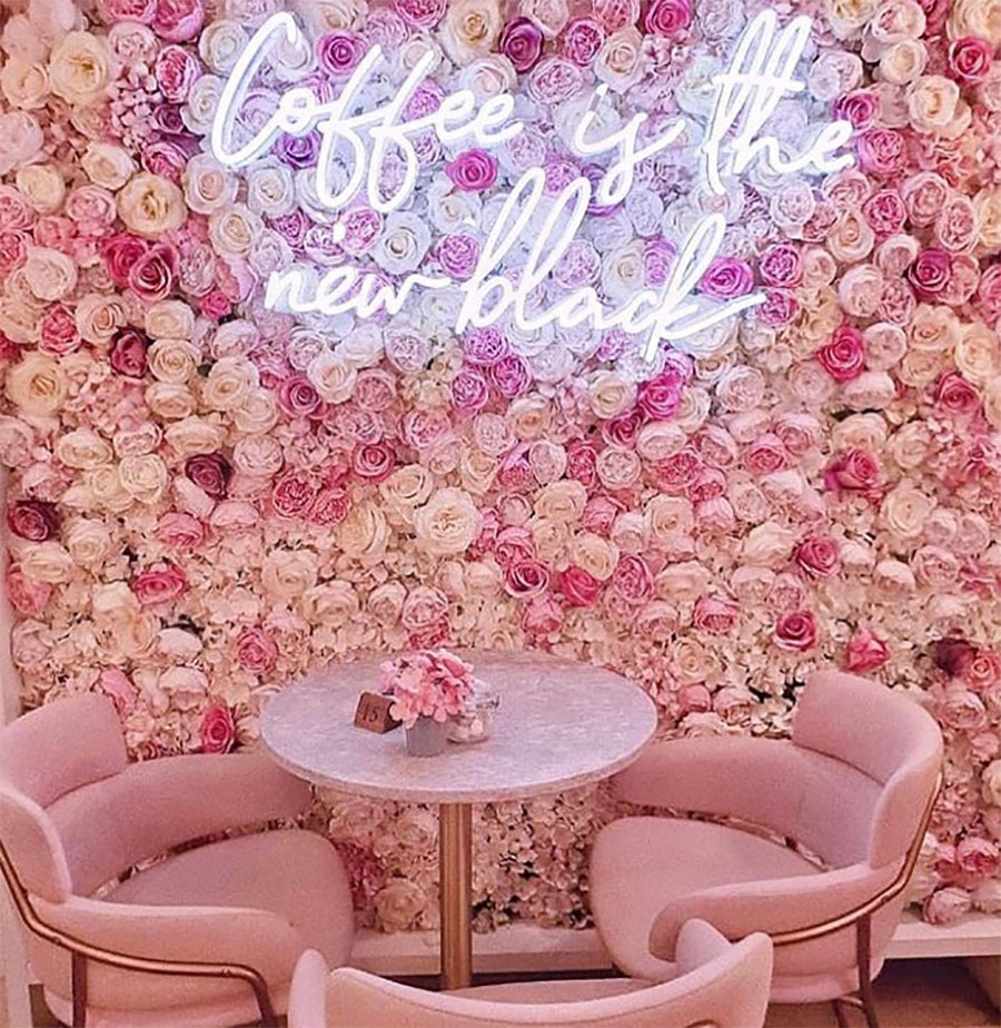 say it with pink