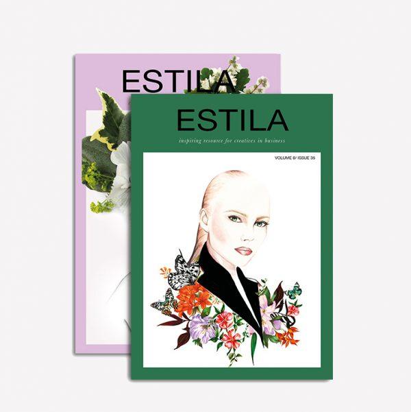 ESTILA bookazine subscription