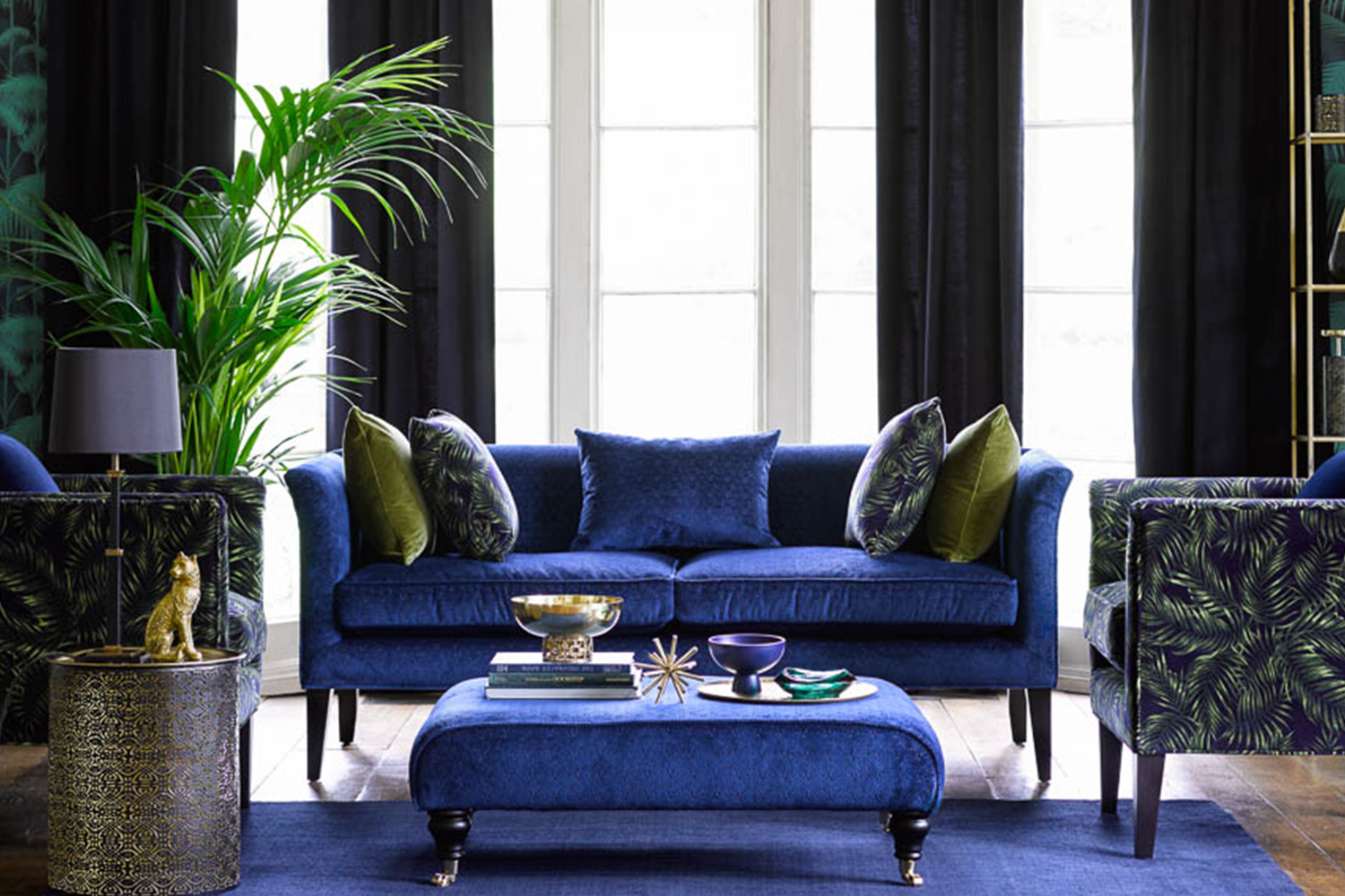 Biba collaboration with sofa.com