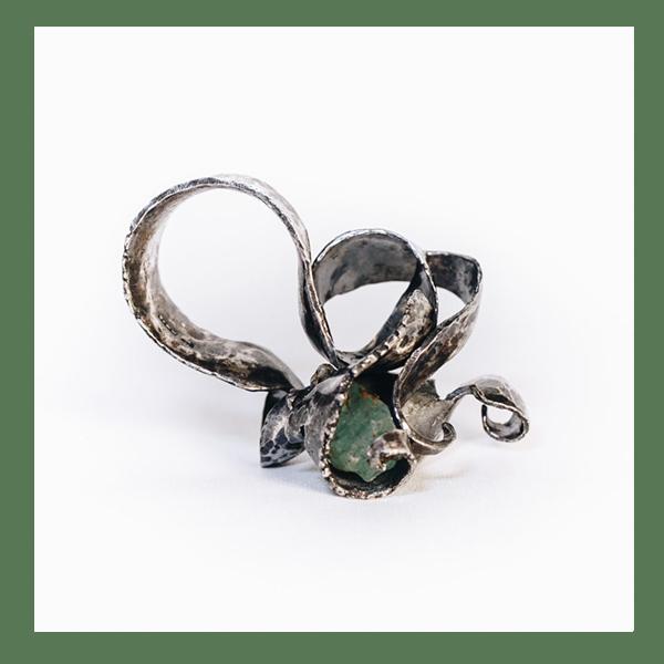 Poppy Porter Silver ring