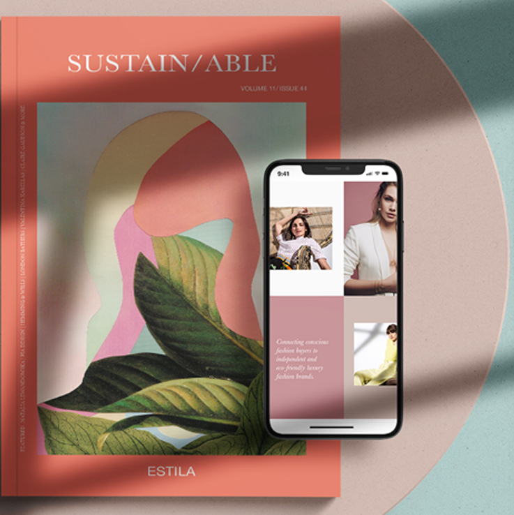 ESTILA magazine subscription