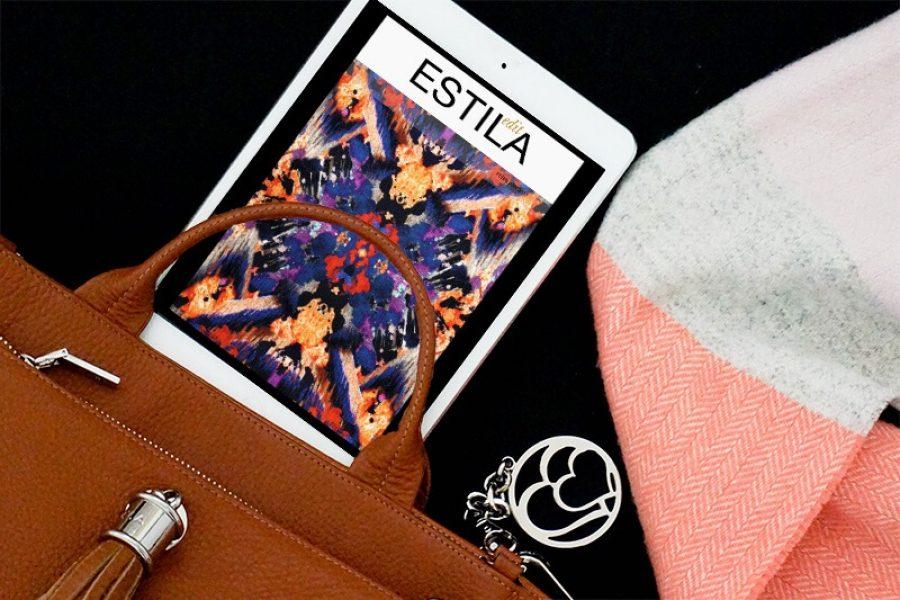 Estila Issue 18 - the kaleidoscope of colour