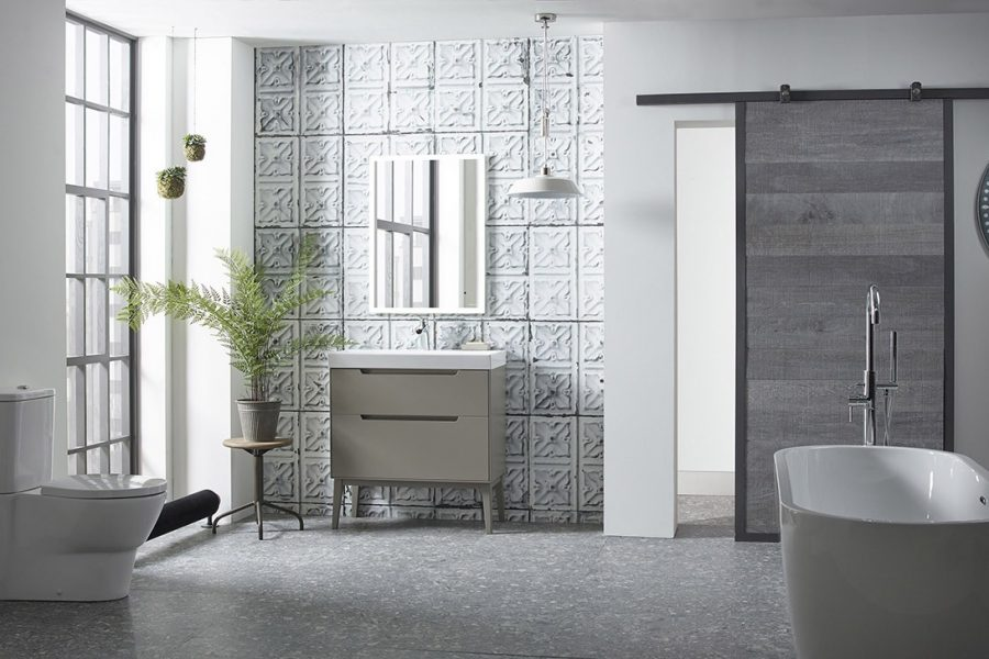 bathroom in style